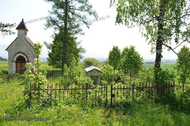Abramová - kaplnka rodu Velits