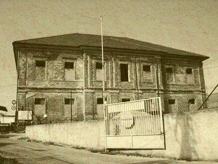 Alekšince - klasicistická kúria zemana Rafaela Janossyho