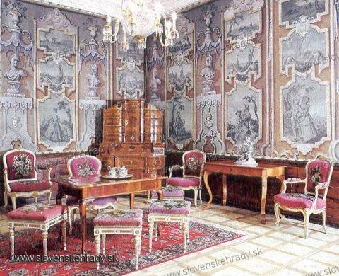Antol - imperátorský salón