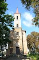 Bajč - pôvodne kaštieľ arcibiskupa Jozefa Batthyányho