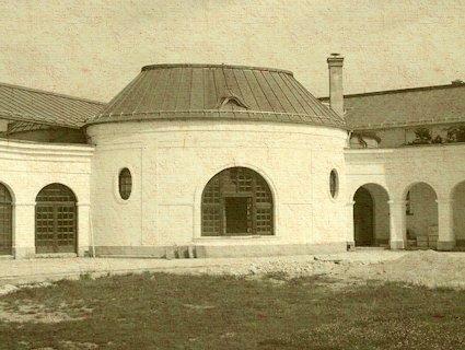 Blatná na Ostrove - klasicistická kúria