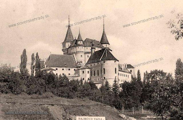 Bojnický zámok - zbierka Borovszky