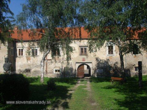 Borša - renesančný kaštieľ