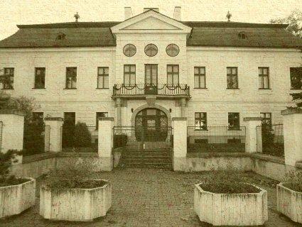 Bošany - barokový kaštieľ