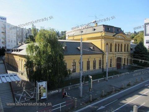Bratislava - Palugyayov palác