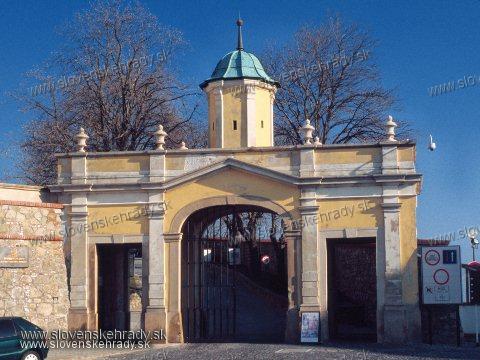 Bratislavský hrad - Viedenská brána