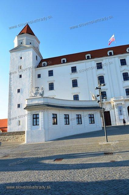Bratislavský hrad