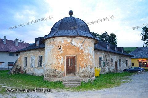 Brezovica - renesančná kúria
