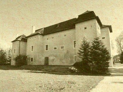 Brodzany - renesančno-barokový kaštieľ