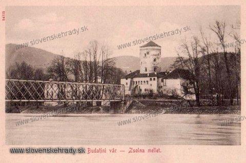 Budatínsky zámok - Zdroj: www.aukro.sk