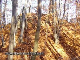 Bukovec - hradný vrch