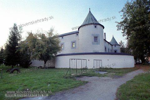 Bytča - renesančný palác