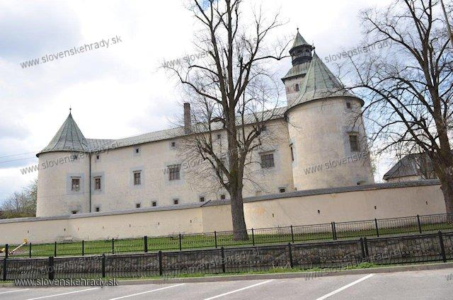 Bytča - renesančný kaštieľ