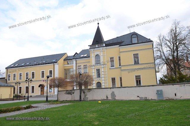 Bytča - Popperov palác