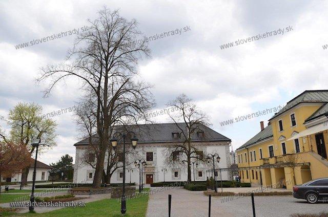 Bytča - sobášny palác