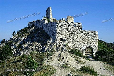 Čachtický hrad