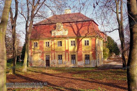 Chtelnica - renesančný kaštieľ