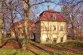 Chtelnica - rokokový pavilónik pri renesančnom kaštieli