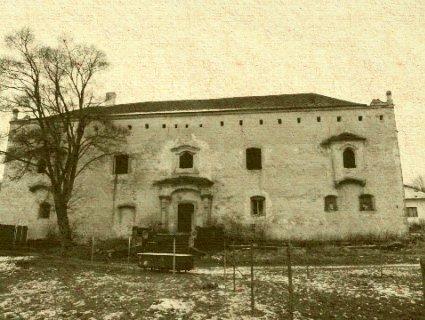 Demjata - renesančný, zbarokizovaný kaštieľ
