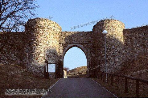 Devín - vstupná brána