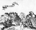 Dobrá Niva - (detail), Medirytina a lept J. Nypoorta, 1686