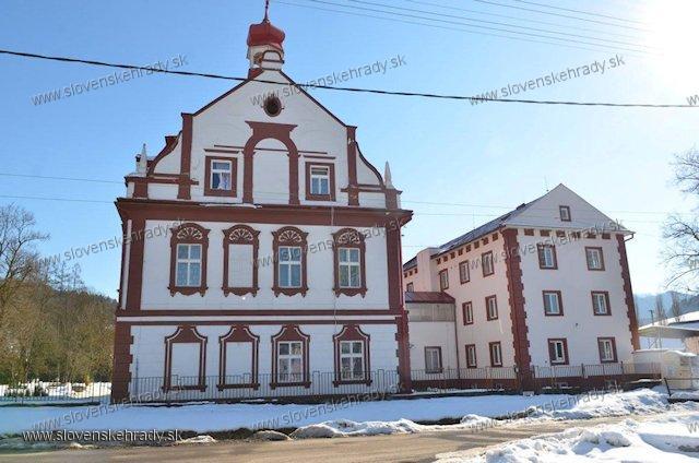 Dolný Lieskov - renesančný kaštieľ