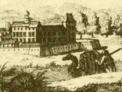 Domanižský hrad