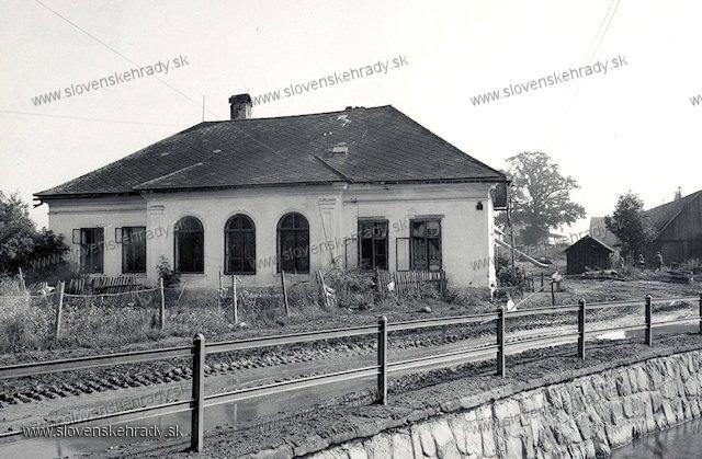Dražkovce - kúria