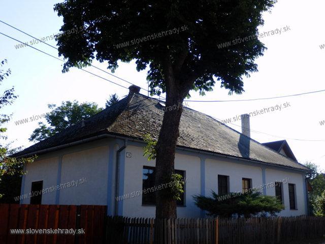 Dražkovce - kúria dedičov Ernesta Tomcsányiho