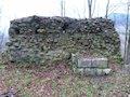 Gelnica - hradný múr