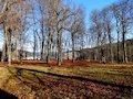 Gelnica - hrad - panoráma nádvoria