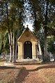 Haličský zámok - hrobka rodu Forgách de Ghymes
