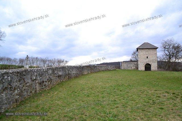 Haluzický hrad
