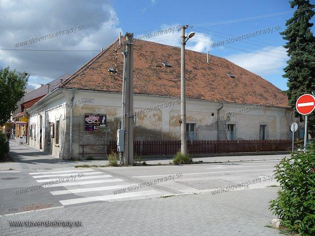Hlohovec - kúria