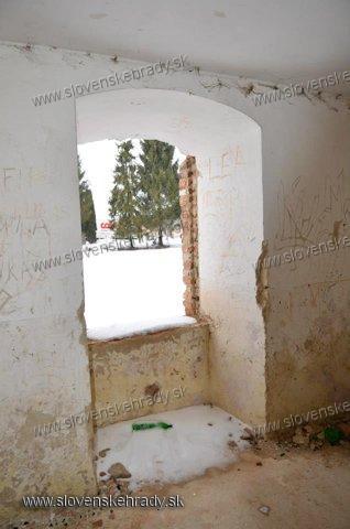 Holumnica - renesančný kaštieľ