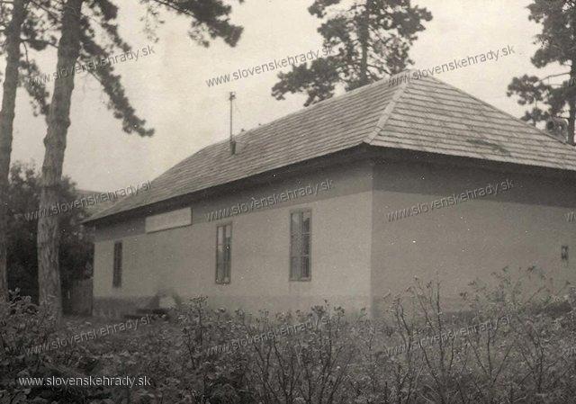 Hontianska Vrbica - kúria