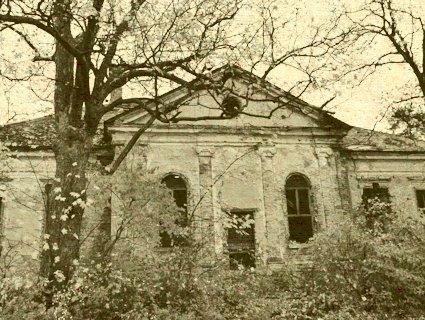 Horné Devičany - klasicistická kúria