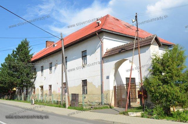 Hrabušice - Coburgovský majetok