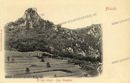 Hričov - historická pohľadnica