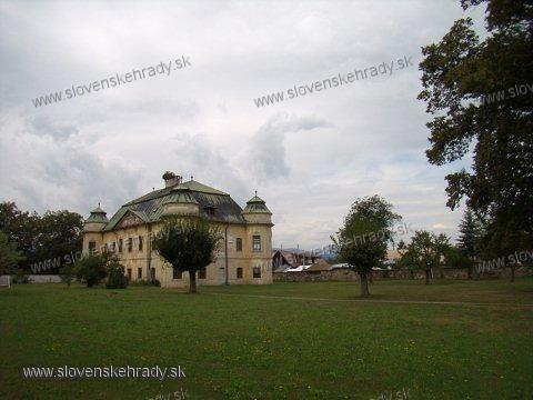 Hronsek - barokový kaštieľ