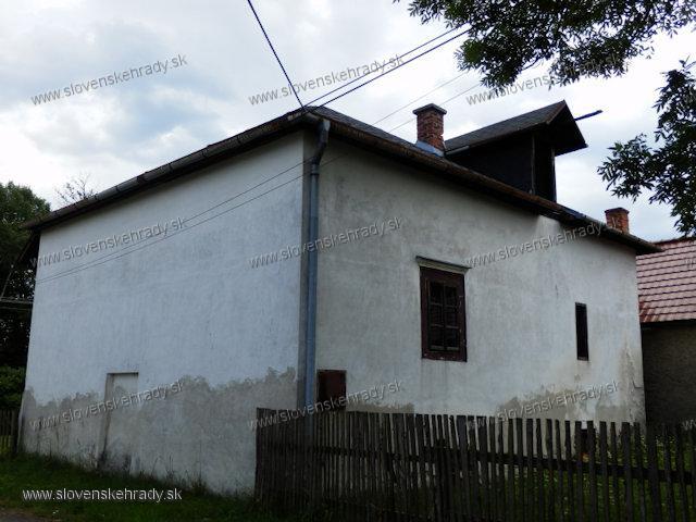 Jazernica - kúria Štefana Jazernického
