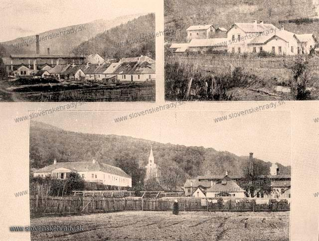 Katarínska Huta - kaštieľ