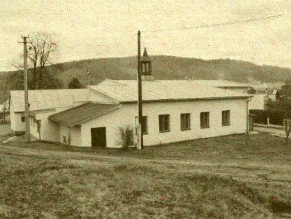 Kojatice - klasicistická kúria v časti Šarišské Lužianky