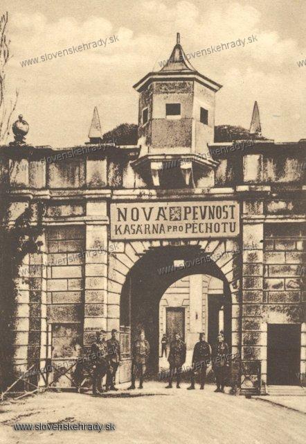 Komárno - Leopoldova brána