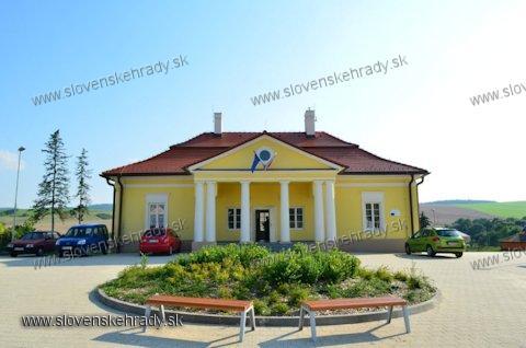 Koprivnica - klasicistická kúria