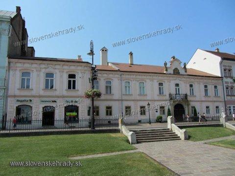 Košice - Biskupský palác