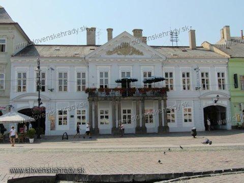Košice - Csáky - Dezőfiho palác