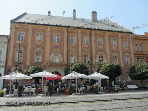 Košice - Kapitánsky palác, Rákociho palác