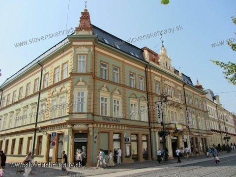 Košice - Mestský palác