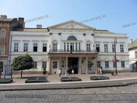 Košice - Pongrácovsko - Forgáčovský palác